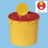 Kanülenabwurfbehälter Multi-Safe medi 6