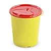 Kanülenabwurfbehälter Dispo 1,5 l