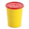Kanülenabwurfbehälter Dispo 3 l
