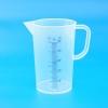 Messbecher 500 ml, erhabene blaue Skala, PP