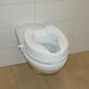 Toilettensitzerhöhung ohne Deckel