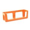 Wandhalter für Verbandskasten Kunststoff DIN 13157-C für Betriebe orange