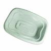 Einweg-Waschschüssel 4 l aus Pappe (50 Stück)