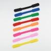 Ohrschlaufenverlängerung für Schutzmasken, PVC, farblich sortiert, 14 cm x 1,6 cm