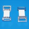 Verbandklammern weiß (100 Stück)