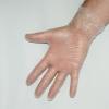 Vinyl Handschuhe leicht gepudert unsteril extra groß (100 Stück)