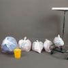 Müllbeutel weiß 60 l HANAU 310 x 310 x 750 mm (100 Stück)
