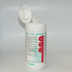 Meliseptol HBV-Tücher 100 Stück Spenderbox