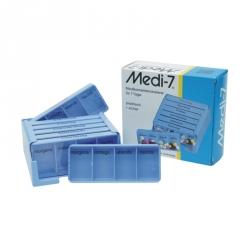 "Medi-7 Medikamentendosierer ""blau"""