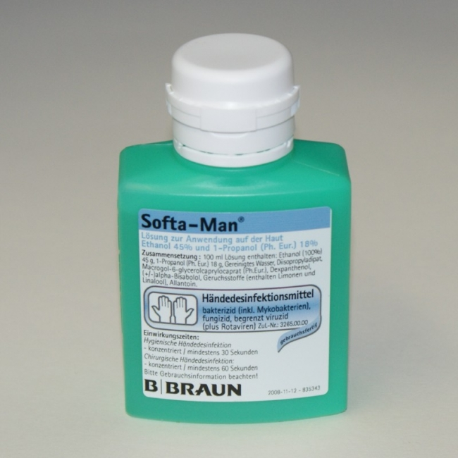 Softa-Man 100 ml, Händedesinfektion