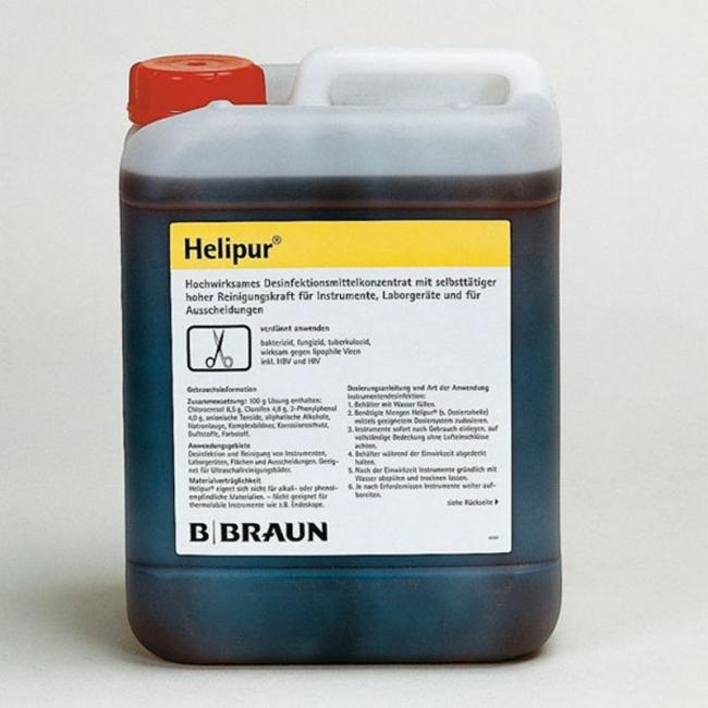 Helipur 5 l Instrumentendesinfektion